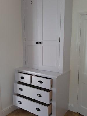 Cabinet Decoration (After)