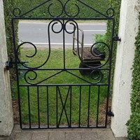 Front Gate (After)
