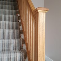 Staircase Work (After)