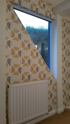 Quality Wallpapering (During)