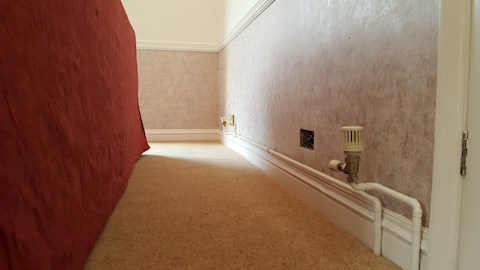 Quality Wallpapering, Kennett (After)