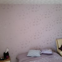 Quality Wallpapering (After)