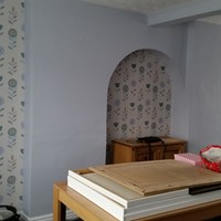 Feature Walls (After)